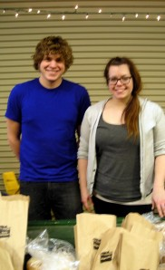 Gabe & Kelly
