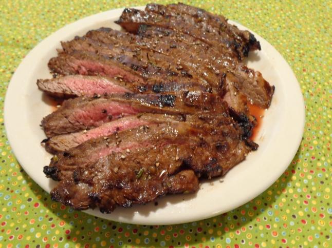 Rosemary Flank Steak