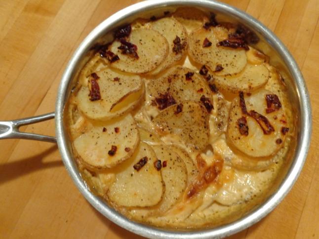 Chipotle Potatoes